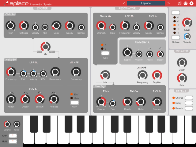 laplace-resonator-synth