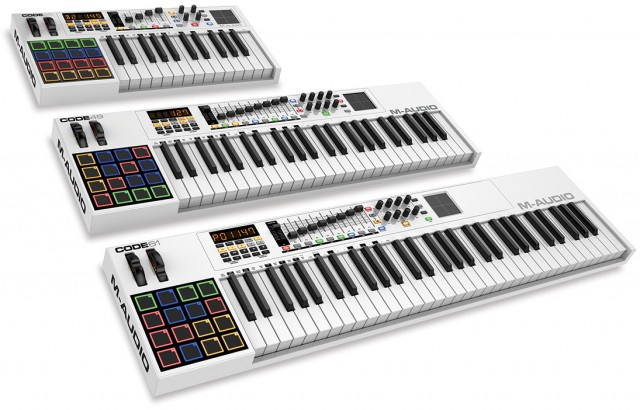 m-audio-code-series-keyboards
