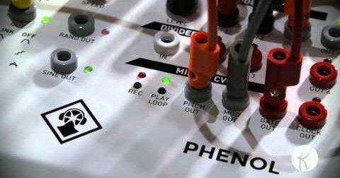 phenol-synthesizer
