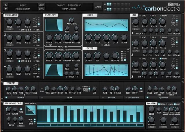 carbon-electra