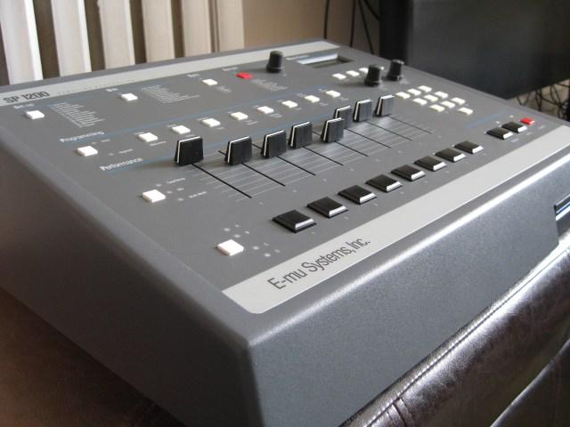 E-mu-SP-1200-sampler