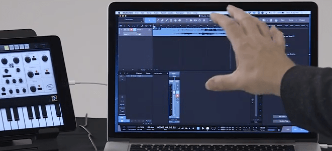 record-audio-ipad-desktop-daw