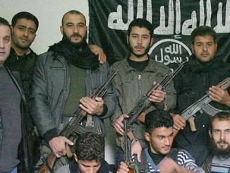 Al-Nusra Front Terrorists