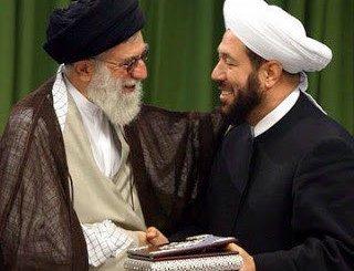Khamenei / Hassoun