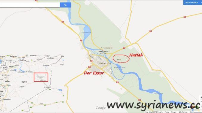 Hatlah Massacre