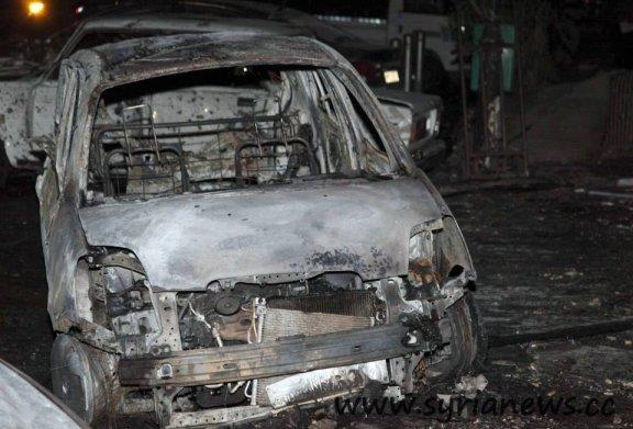 Qassaa Terrorist Explosion