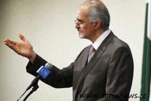 Bashar al-Jaafari (Source: SANA)
