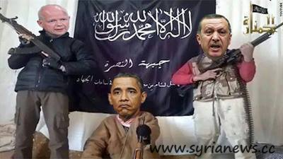 Middle East Trio Terror Sponsors