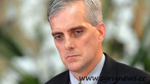 Chief of Staff of the White House, Denis McDonough.