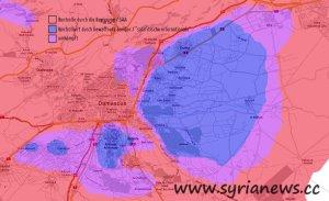Damascus and surrounding areas - 15.09.2013. Source: Sergey Kondrashov / WM Commons