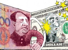 Chinese Yuan Keep Punching US Dollar until knockdown