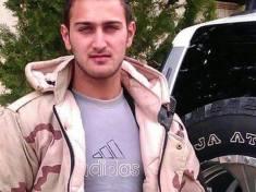 Syrian martyr Feda'a al Khatib