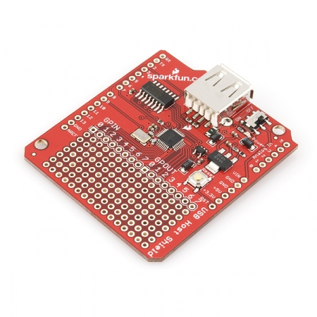 Sparkfun USB-Host-Shield