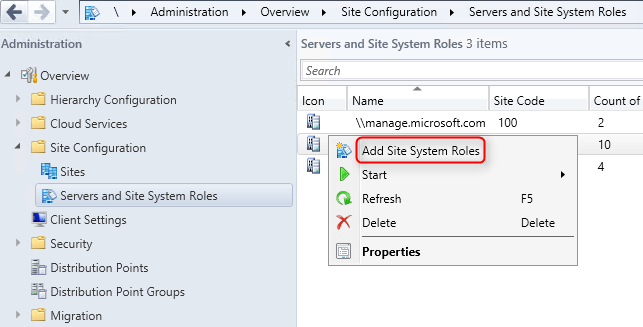 SCCM 2012 R2 Windows Intune Connector