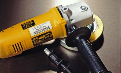 8150-MetalPhoto_equipment ID_Angle Grinder