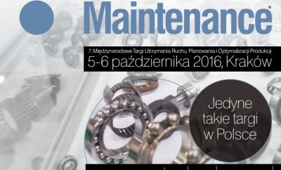 maintenance krakow 2016