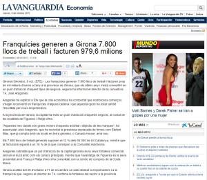 La Vanguardia-Economía