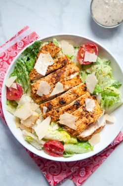 Formidable Blackened Ken Caesar Salad Tabitha Talks Food Blackened Ken Recipe Alfredo Blackened Ken Recipe Grill