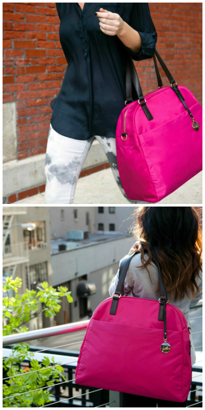 CLOSED Lo & Sons O.M.G. Travel Bag Review & {GIVEAWAY} - Table for Two