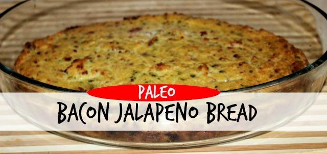 Paleo Jalapeno Bread II