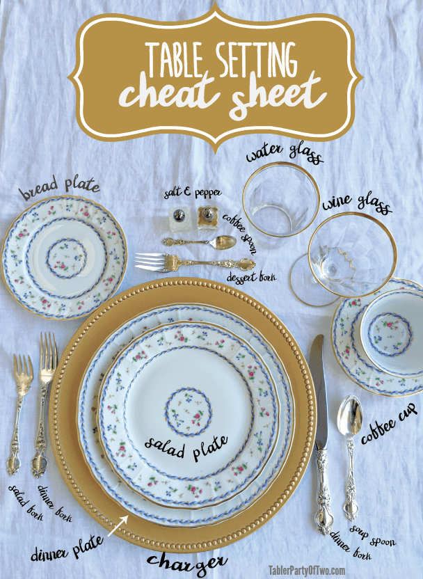 1000 images about b table tops on pinterest for Table place setting