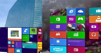 Startscherm Windows 10