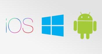 iOS Windows Android