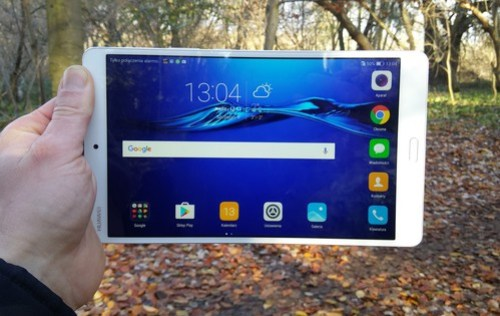 Huawei MediaPad M3 / fot. tabletManiaK.pl
