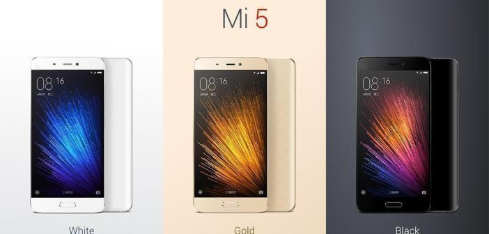 Xiaomi Mi5 Promo Gearbest