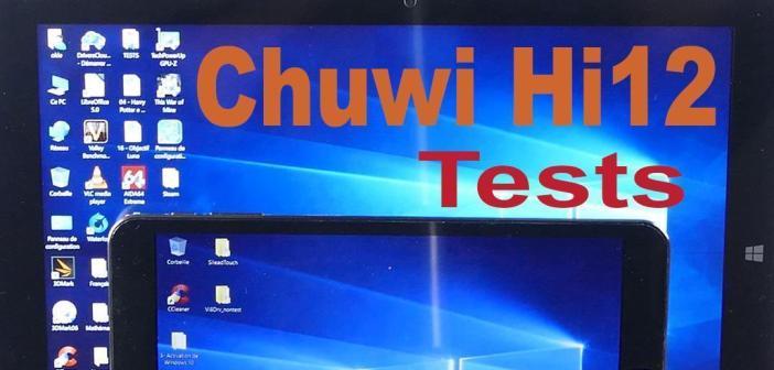 chuwi hi12 tests