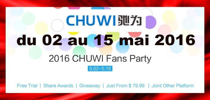 chuwi fans party