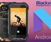 Blackview BV6000 : mise à jour vers Android 7.0 Nougat