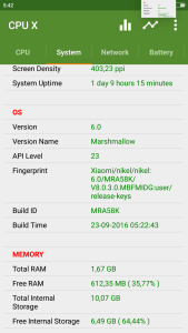 Xiaomi Redmi Note 4 Benchmarks
