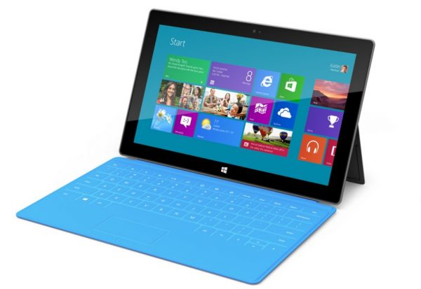Une version Wifi-only d'abord pour la tablette Microsoft Surface ?