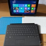 Tablette Microsoft Surface RT avec clavier