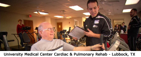University Medical Center Cardiac & Pulmonary Rehab