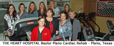 THE HEART HOSPITAL Baylor Plano Cardiac Rehab - Plano, Texas