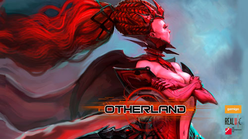 Exclusive Otherland MMO Wallpaper from Otherland Netfeed fansite