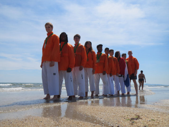 Nederlands Taekwon-Do Team zeer succesvol op Open WK in Italie.