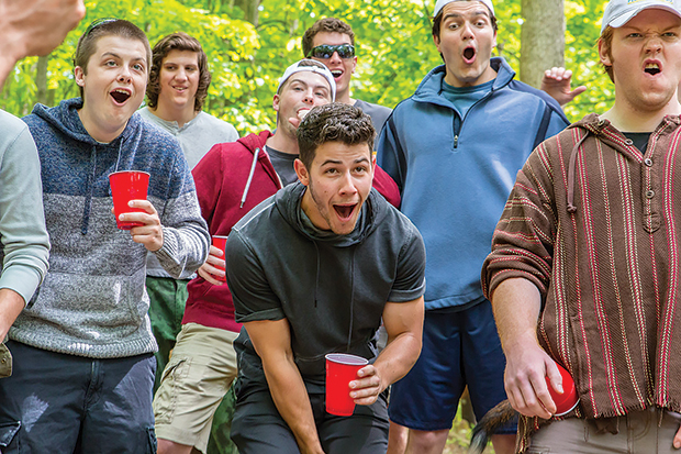 'Goat' milks the savage nature of fraternity hazing