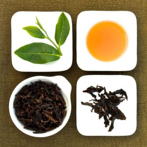 The four states Songboling Shui Xian Oolong Tea, Lot 118