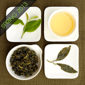 Lishan Cui Fong High Mountain Oolong Tea