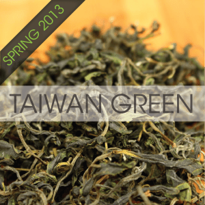 Taiwan Style Green Tea Lot 213