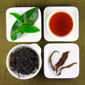 Aged Sancha Tea