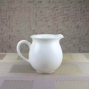 Classic Tea Pitcher Side View