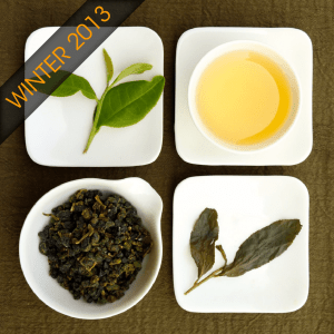 Shanlinxi High Mountain Winter Oolong Tea