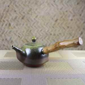 Wood Fired Kyusu Teapot FeaturedWood Fired Kyusu Teapot Featured