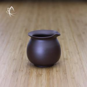 Handleless Purple Clay Tea Pitcher Featured View