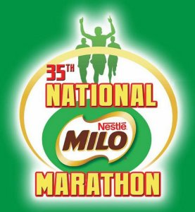 35th Milo Marathon Logo