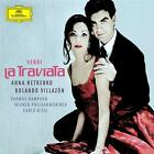 Verdi: La Traviata - NETREBKO ANNA/VILLAZON ROLANDO/HAMPSON THOMAS/WP [2x CD]